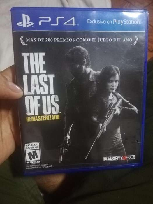 The Last Of Us Remasterizado #ps4