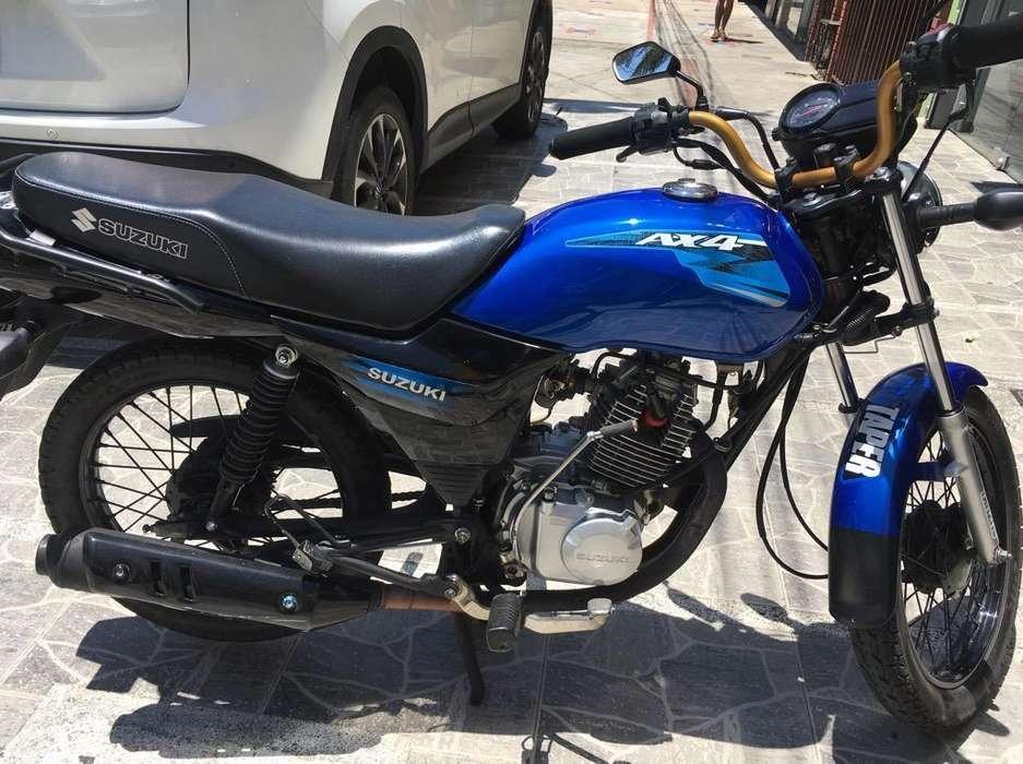 Suzuki Ax-4 2016 Linda