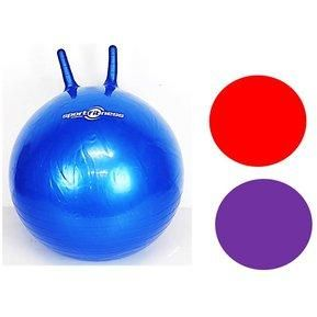 Bola De Gimnasio De 55cm Con Agarres para niños