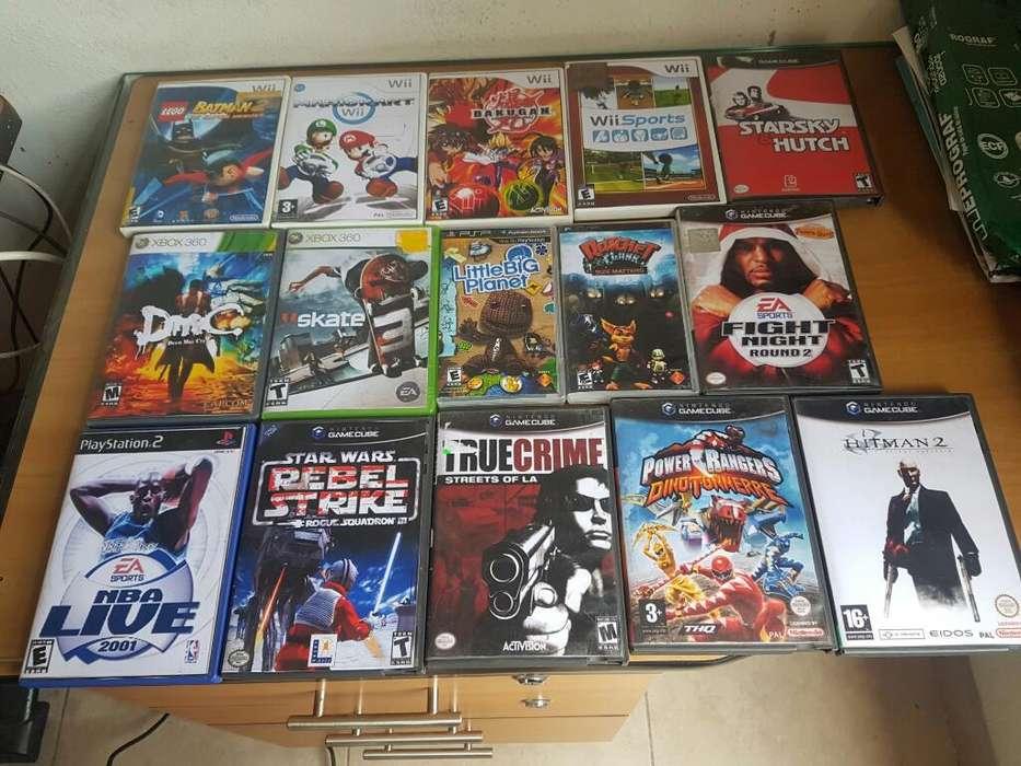 Juegos Nintendo Y Play