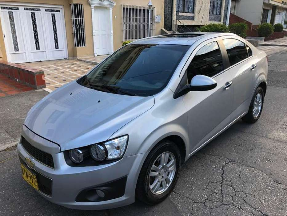 Chevrolet Sonic 2013 - 76000 km