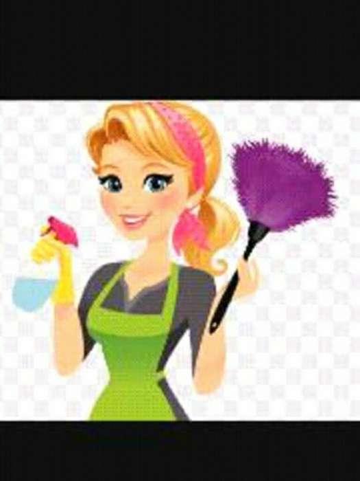 Busco Empleo por Días O Fija en Aseo