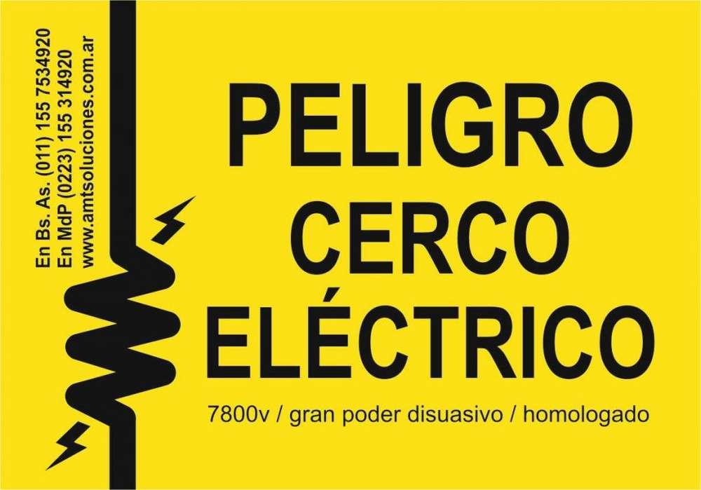 Cercos Electricos Adrogue Lomas Quilmes