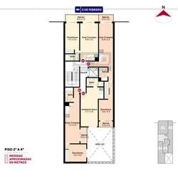 3 de Febrero y Riccheri - Ultimo Dpto de 2 Dormitorios. Posibilidad cochera. Vende Uno Propiedades