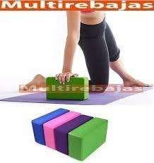 Bloques Ladrillos Para Yoga Pilates Ejercicios