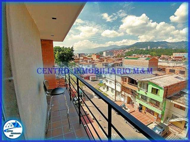 ¡Quieres una buena vista! Renta Aparta <strong>estudio</strong> Por Días Amoblado en Medellín