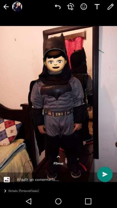 Disfraz de Batman Y Caballero
