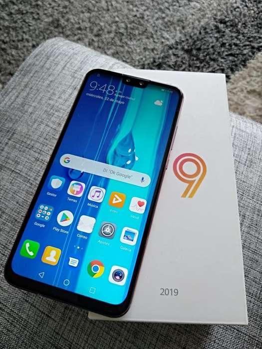 Huawei Y9 2019 Pink Usado