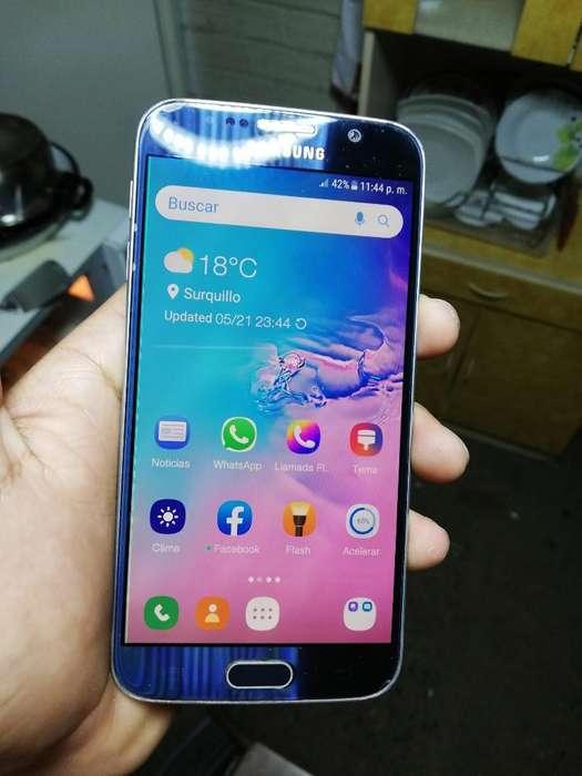 Remato Vendo Cambio Samsung S6 64 Gigas