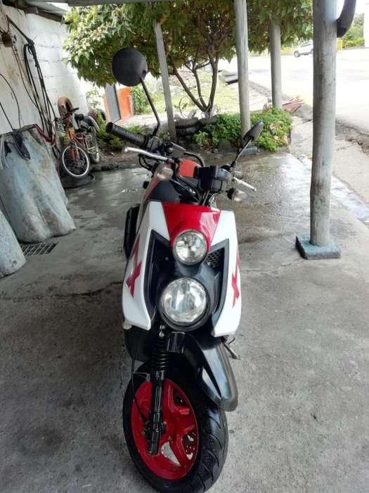 Vendo Moto Bw's