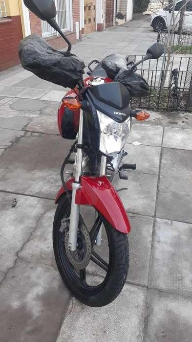 Honda New Cg Titan 150 Oportunidad