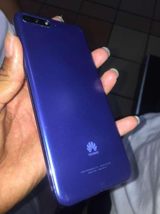 Huawei Y6 con Fisura en La Pantalla