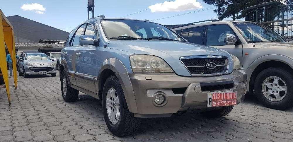 Kia Sorento 2005 - 246000 km