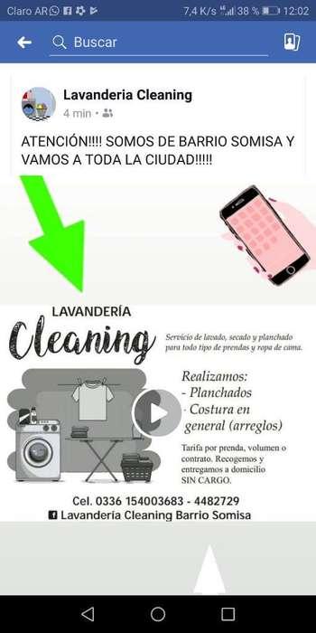 Lavanderia Cleaning