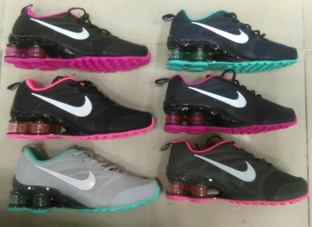 Zapatillas Nike Air Shox Mujer 2018 Bogotá