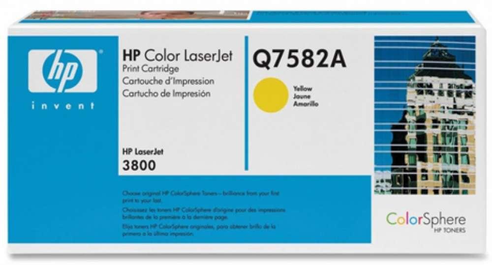 Toner Hp Q7583a Q7581a Q7582a Nuevo Y Original