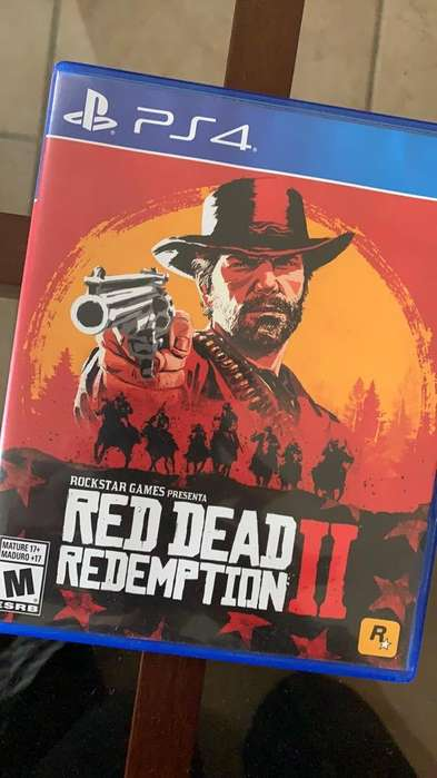 Red Dead Redemption II - PS4 (Seminuevo)