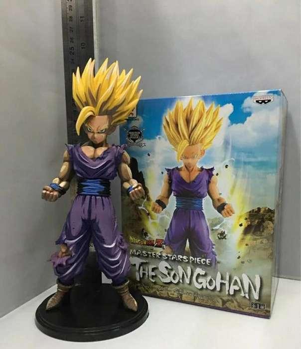 Figura Dragon Ball Z Coleccion Gohan Super Saiyan