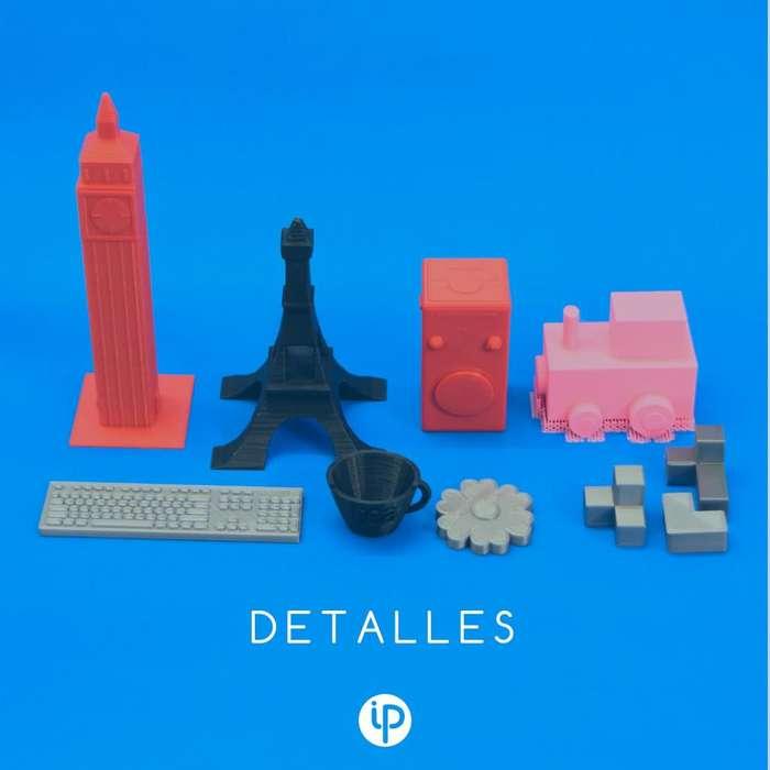 Impresión 3D en cali