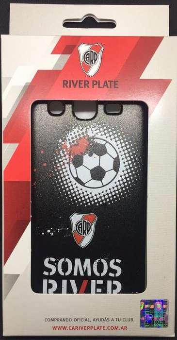 Funda Celular River Plate Samsung J5 Prime