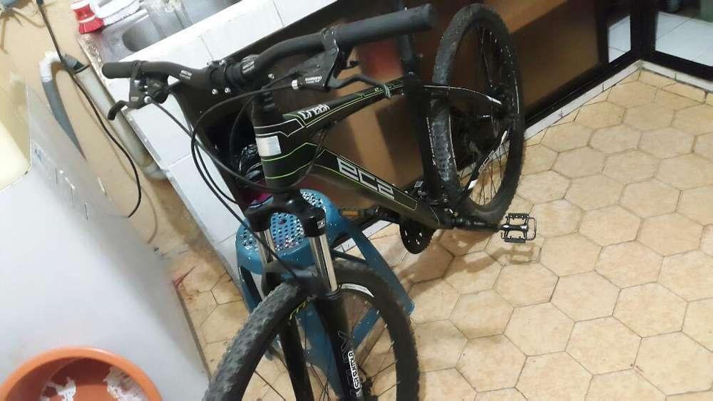 <strong>bicicleta</strong> Ec2 Aluminio 26