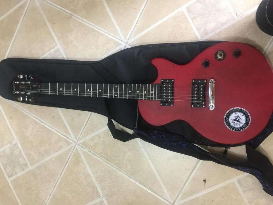 Guitarra epiphone special y guitarra La Espaola con amplificador