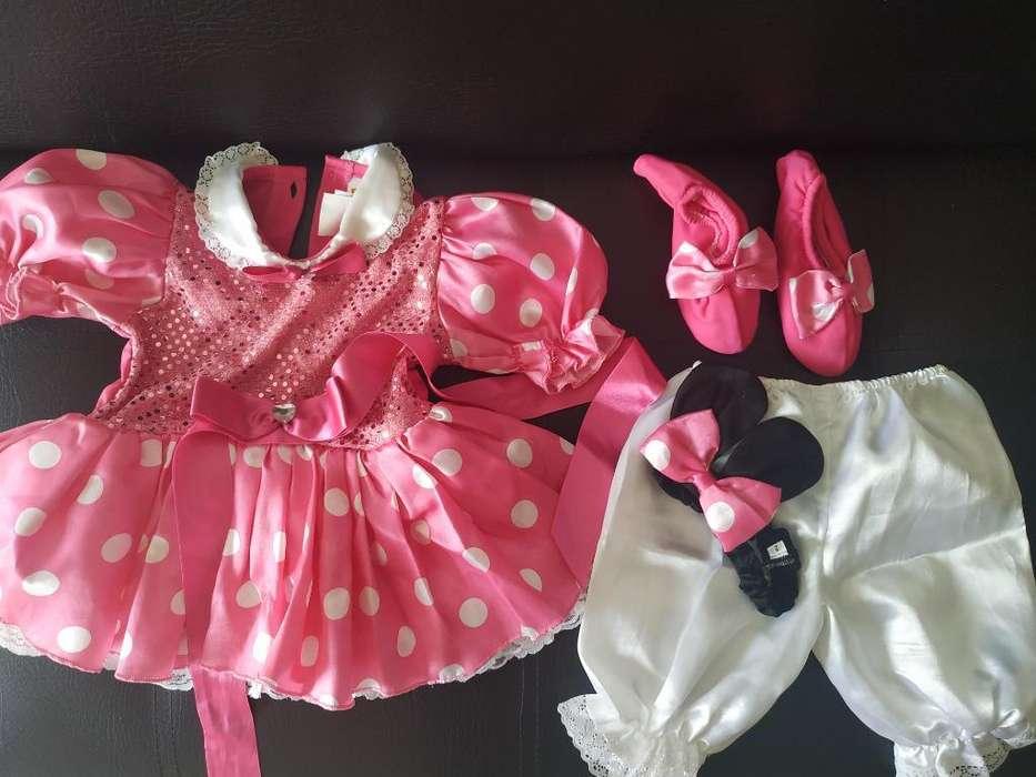 Disfras de Mini para Bebe
