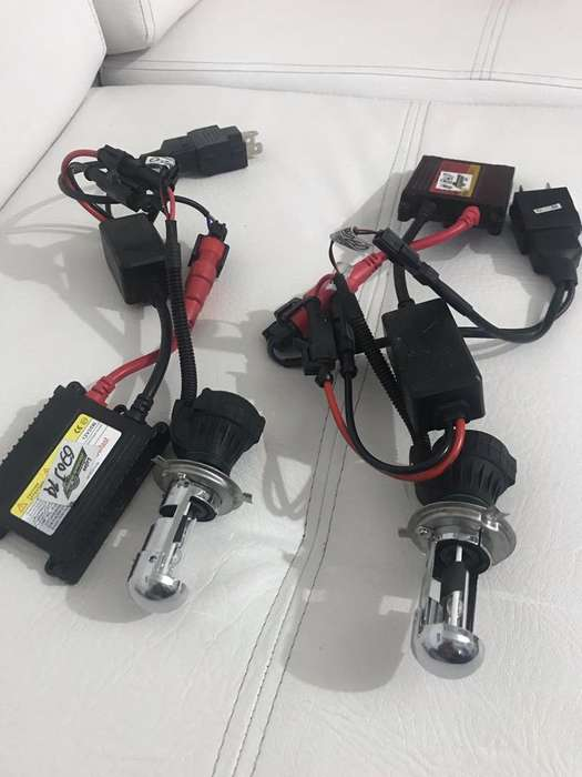 Luced Hid H4 6000K