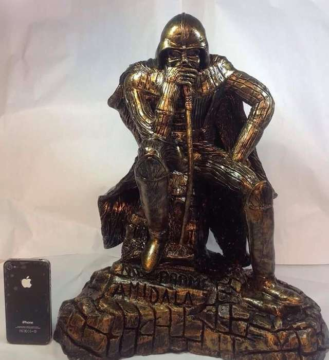 Escultura Del Lord Vader