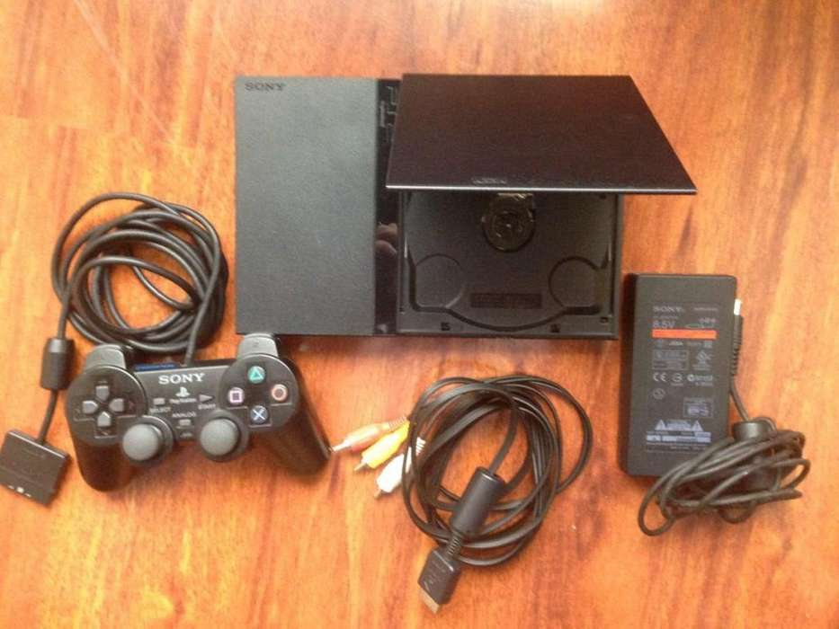 play station 2 vendo o cambio