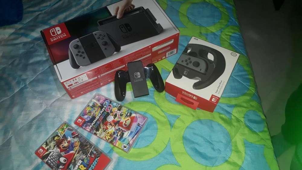 Vendo Nintendo Switch Nuevo