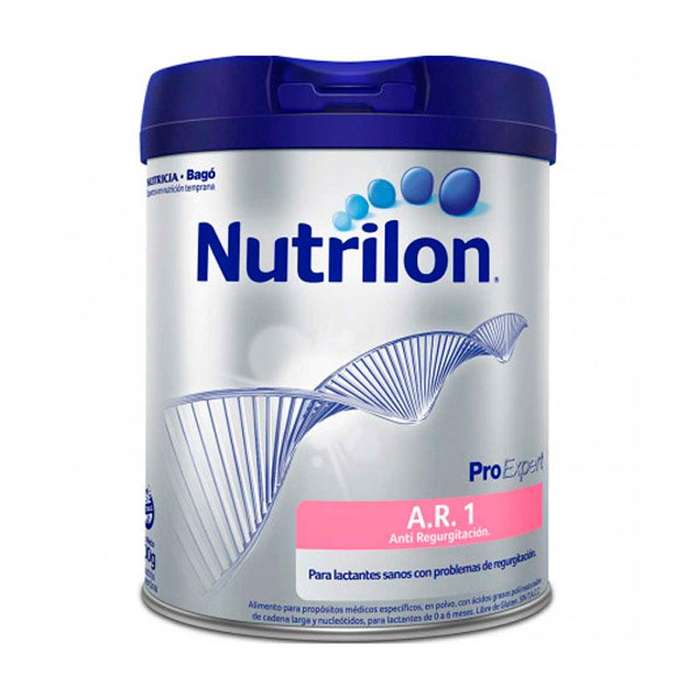 Lata leche Nutrilon Antireflujo1 x 800grs