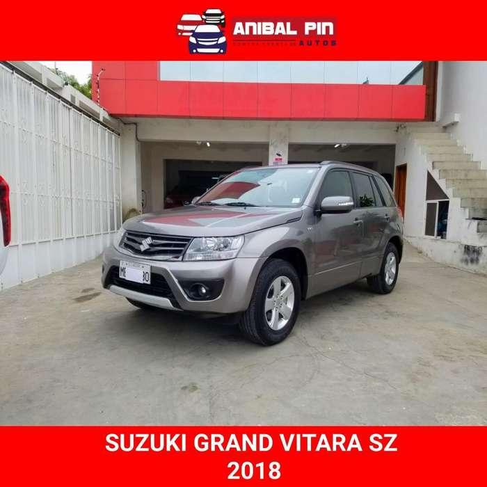 Suzuki Grand Vitara SZ 2018 - 41000 km