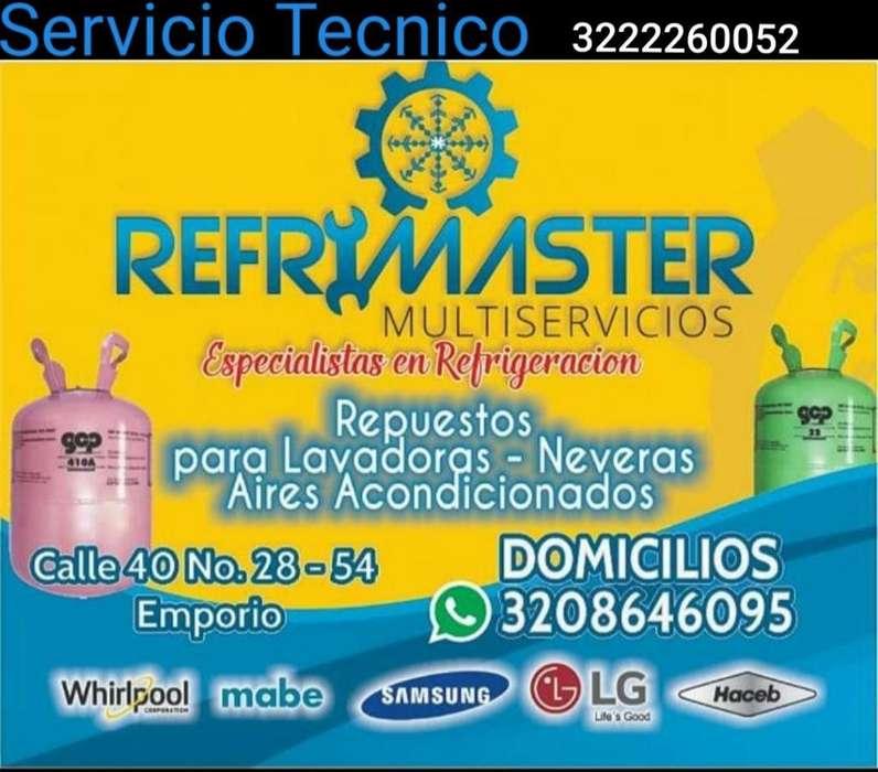 Empresa Servicio Tecnico Aires Acondicio