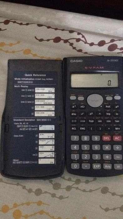 Vendo <strong>calculadora</strong> Cientifica
