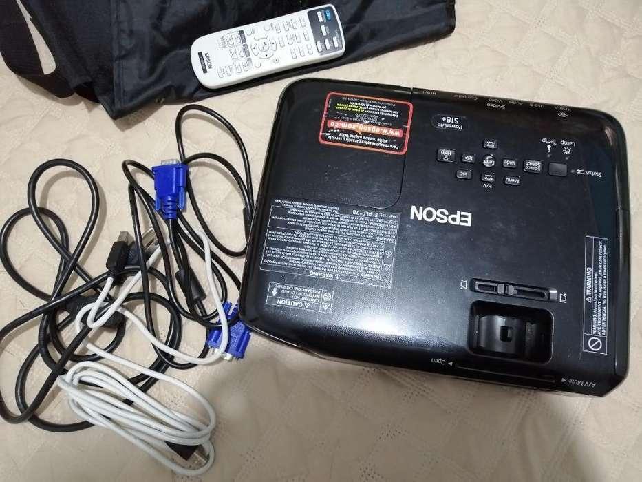 Videobeam Epson H552a