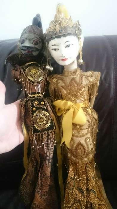 Figuras Vestidas Antiguas Espectaculares