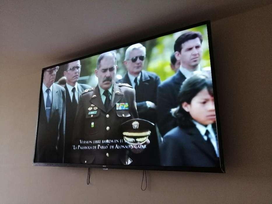 Smart Tv 4k 55 Pulgadas
