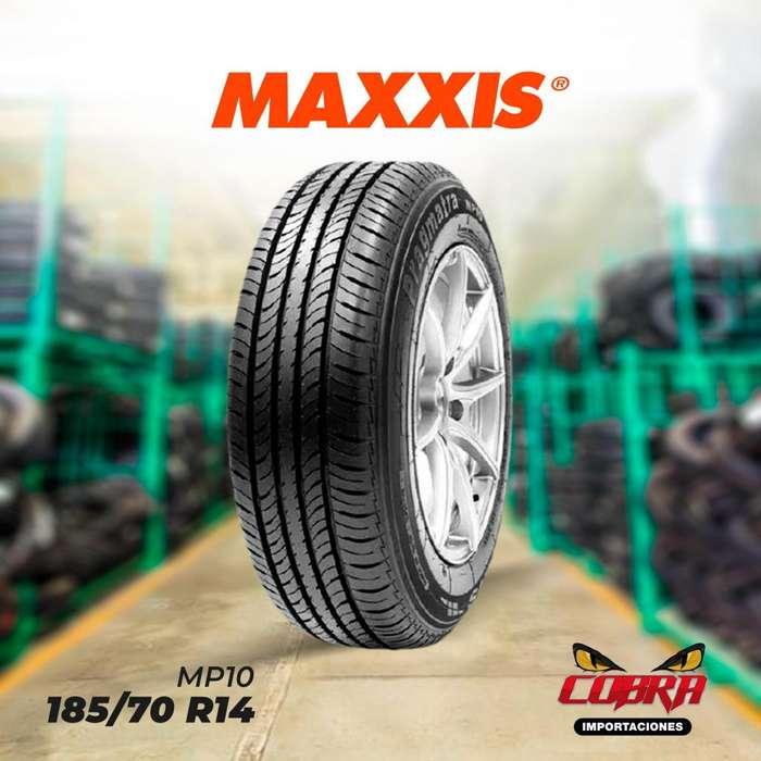 <strong>llantas</strong> 185/70 R14 MAXXIS MP10