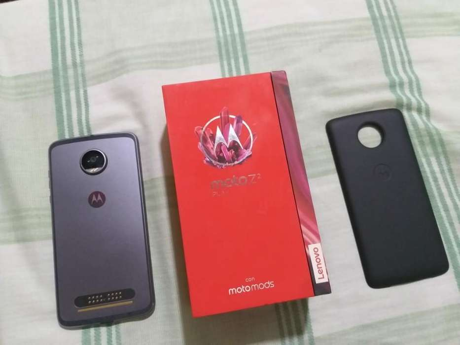 Moto Z2 Play Usado Negociable