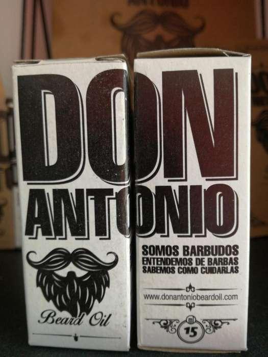 Aceites para La Barba Don Antonio