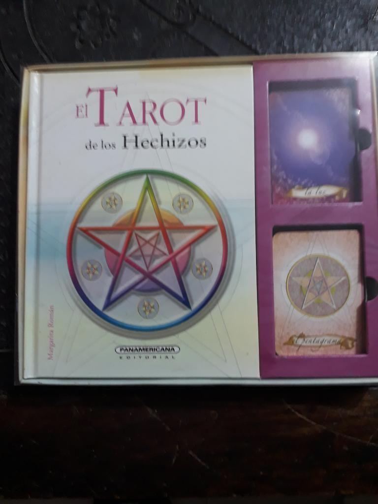 Libro El Tarot de Los Hechizos