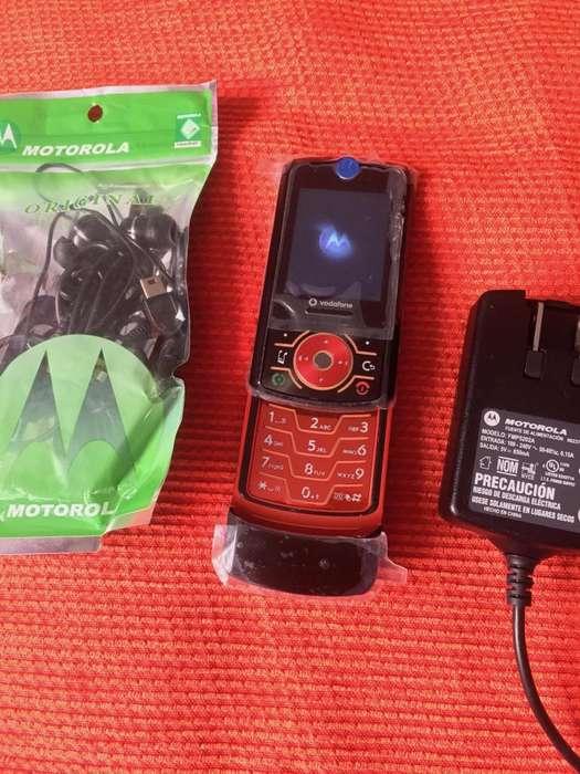 Motorola Rokr Z6 0 Uso 0 Desgaste con accesorios originales libre