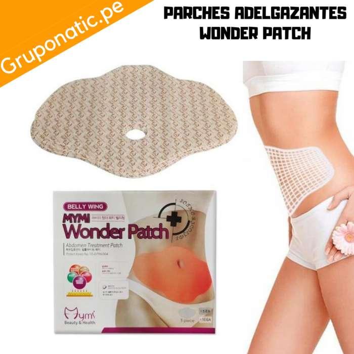 Parches Adelgazantes Reductor X 5 Und Gruponatic San Miguel Surquillo Independencia La Molina Whatsapp 941439370