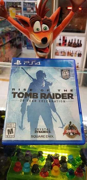 Tom Raider Rise
