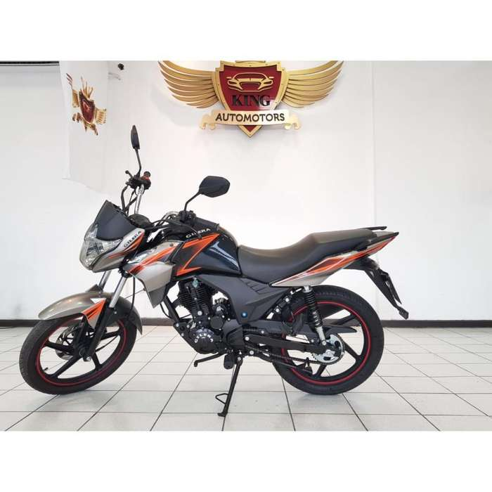 GILERA VC 150 2018 IMPECABLE!!!