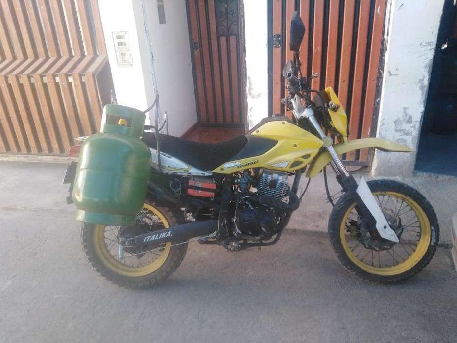 Repartidor Gas Zona Hunter Brevet Moto