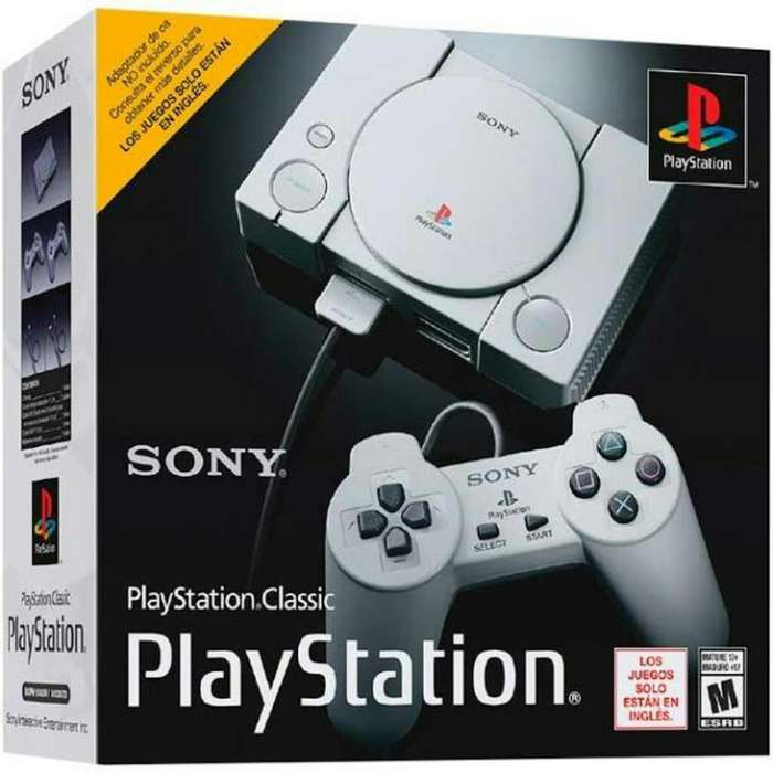 Consola Play Station 1 Ps1