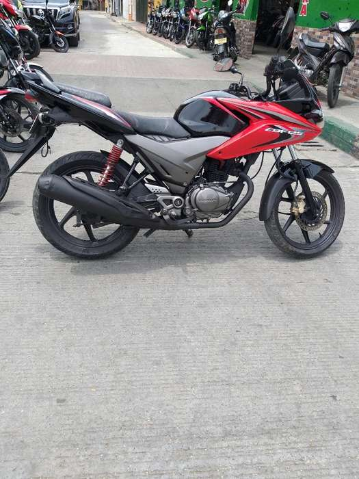 Honda Cbf125 2012 Full Motor