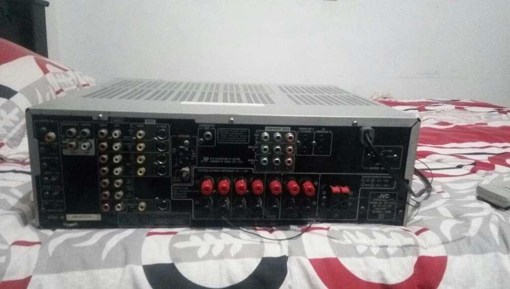 Vendo Amplificador Jvc